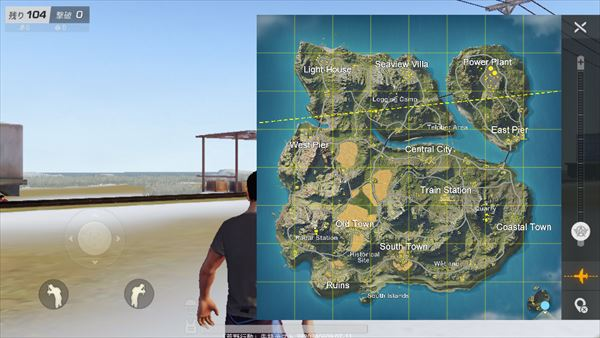 マップを開く